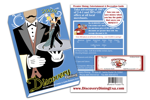 Discovery Dining 08 Catalog
